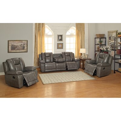 Coja Fleetwood 3 Piece Living Room Set