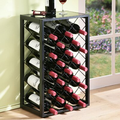 Mango Steam 23 Bottle Floor Wine Rack