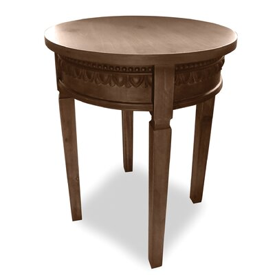 Split P Tangier End Table