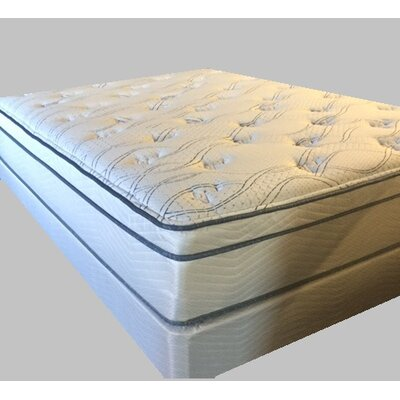 Therapedic BackSense® HourGlass Oasis Gel Euro Plush Mattress