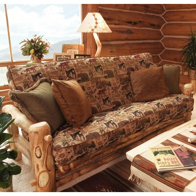 Mountain Woods Furniture Heirloom Sofa