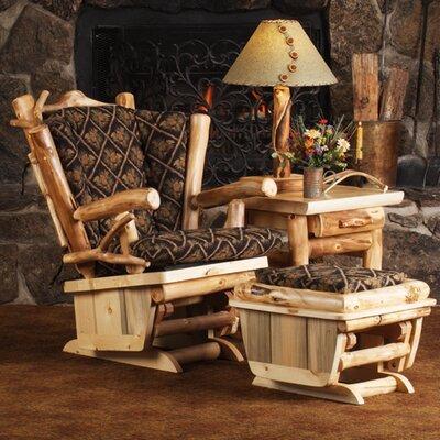 Mountain Woods Furniture Aspen Heirloom T..