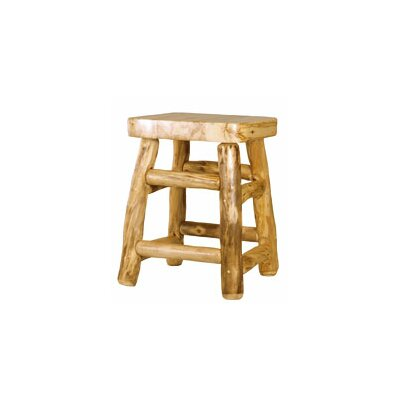 Mountain Woods Furniture Aspen Heirloom 30'' Bar Stool Image