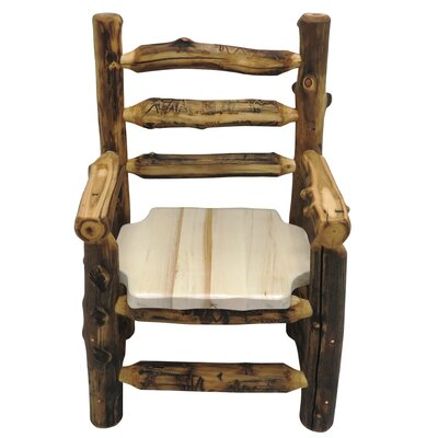 Mountain Woods Furniture Aspen Grizzly Arm Chair
