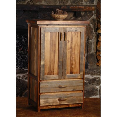 Mountain Woods Furniture Wyoming Armoire