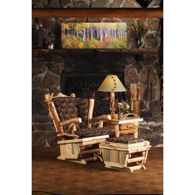 Mountain Woods Furniture Aspen Heirloom Twig Art..