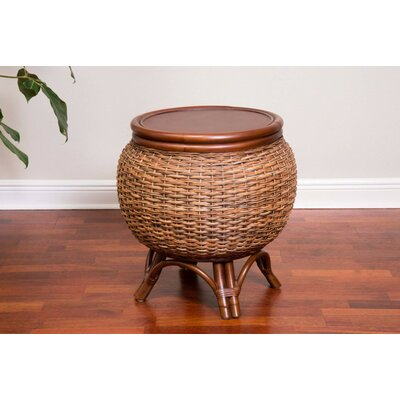 Alexander & Sheridan Inc. Bermuda End Table