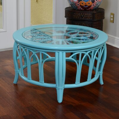 Alexander & Sheridan Inc. Cuba Round Coffee Table