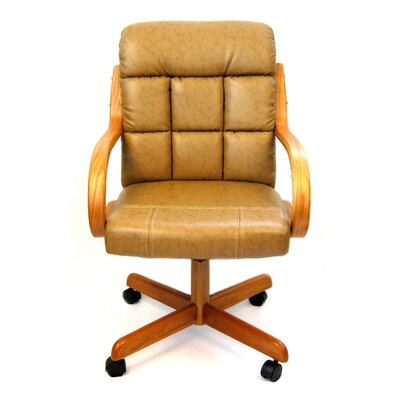Caster Chair Company Ashley Swivel Arm Chair