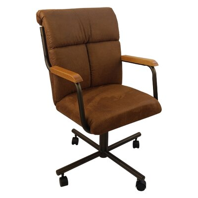 Caster Chair Company Crystal Arm Chair