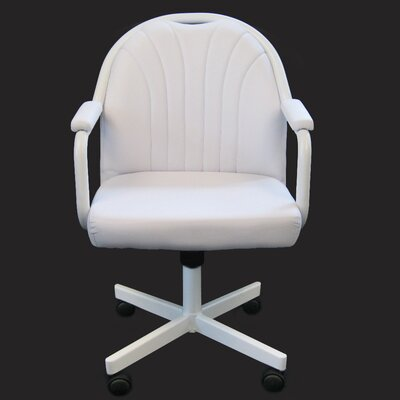 Caster Chair Company Empire Arm Chair