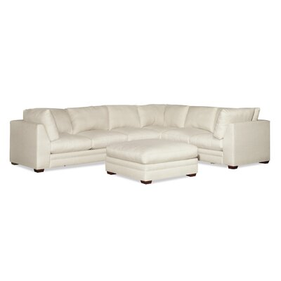 Aria Designs Belinda Flax Sectional