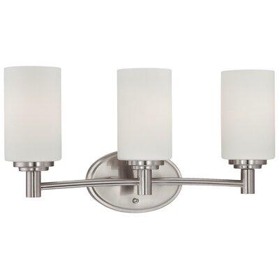 Thomas Lighting Pittman 3 Light Vanity Light Amp Reviews