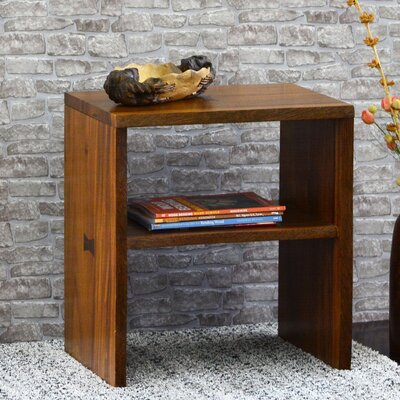 222 Fifth Furniture Cayu Live Edge End..
