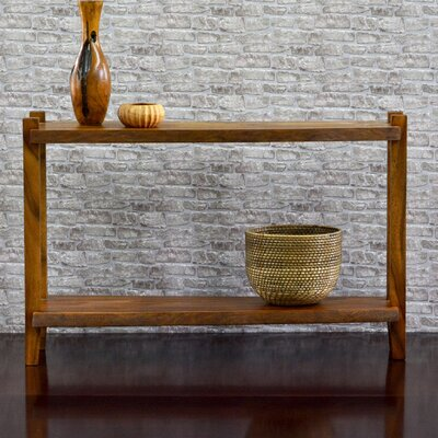 222 Fifth Furniture Cayu Live Edge Console Table