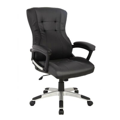 Inland Products ProHT Adjustable High-Back Executive Chair