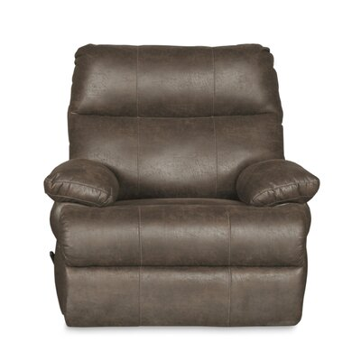 Revoluxion Furniture Co. Riley Oversized Rocker Swivel Recliner