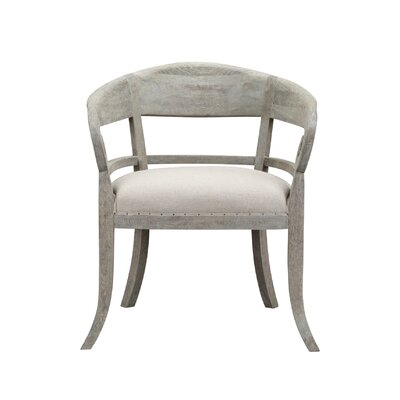 One Allium Way Giroflee Upholstered Arm Chair