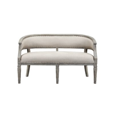 Lark Manor Maily Upholstered Loveseat
