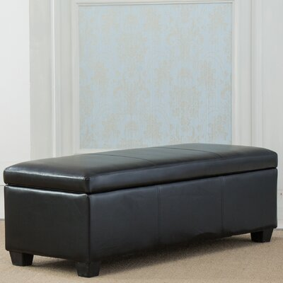 Belleze Upholstered Storage Bedroom Bench