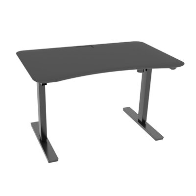Ergo Elements Standing Desk with Electric Push Button Image