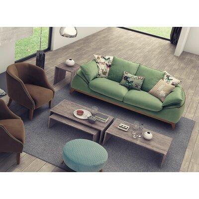Saloni Bugatti Air Triple Sofa