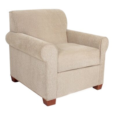 Edgecombe Furniture Intersect Arm Chair