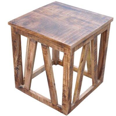 Porter International Designs Plantation End Table