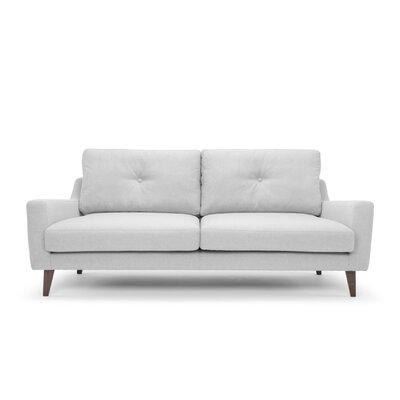 Nordic Upholstery Viktor Retro Modern Sofa