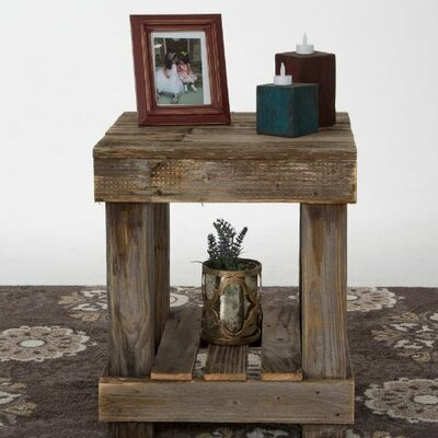 Del Hutson Designs End Table Image