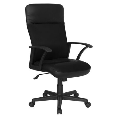 Offex High-Back Leather / Mesh Executive ..