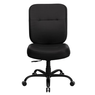 Offex Hercules Series Leather Desk Chair