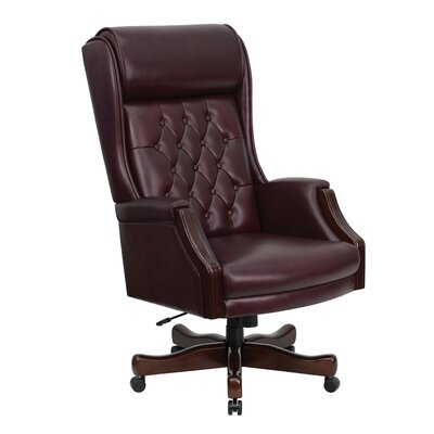 Offex High-Back Leather Executive Chair