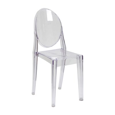 Offex Ghost Side Chair
