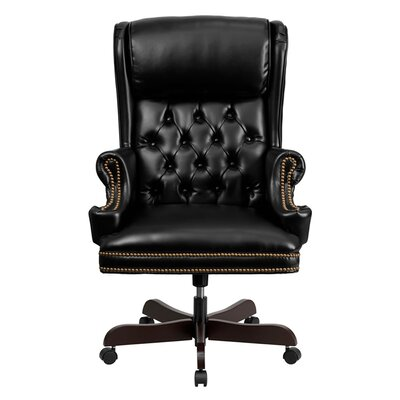 Offex High-Back Leather Ex..