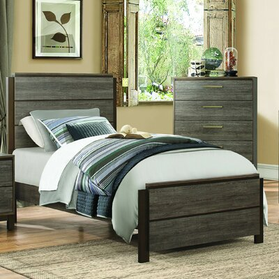 Laurel Foundry Modern Farmhouse Adam Panel Bed Image
