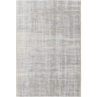 laurel foundry modern farmhouse alston blue area rug u0026 reviews wayfair