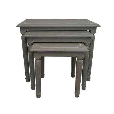 Laurel Foundry Modern Farmhouse Andee 3 Piece Nesting Tables