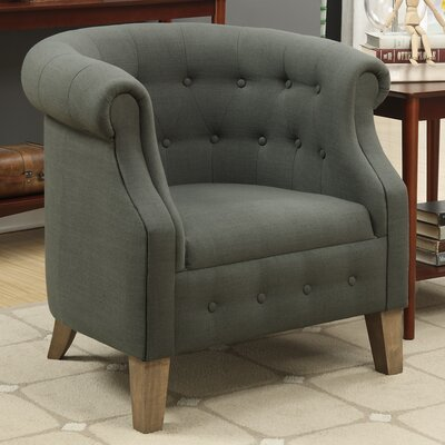 Laurel Foundry Modern Farmhouse Ansel Barrel Chair