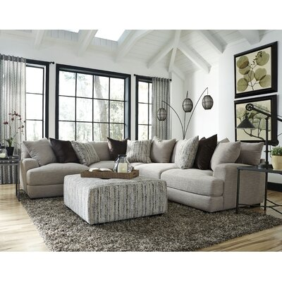 Laurel Foundry Modern Farmhouse Sabine Sectional