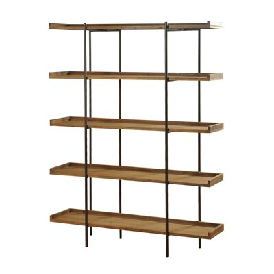 Laurel Foundry Modern Farmhouse Wanda 5 Shelf 72