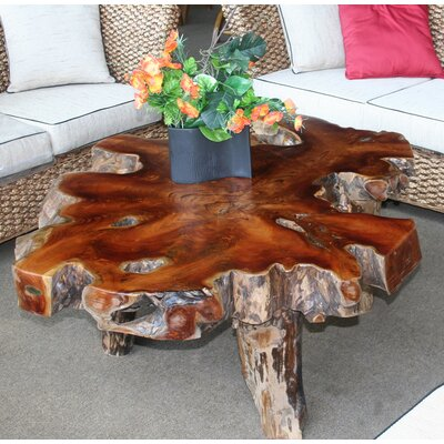Chic Teak Brazil Suar Coffee Table