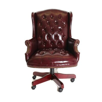 TimeOffice Furniture High-Back Leather..