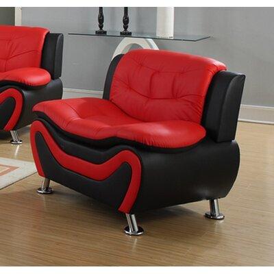 PDAE Inc. Roselia Modern Living Room Armc..