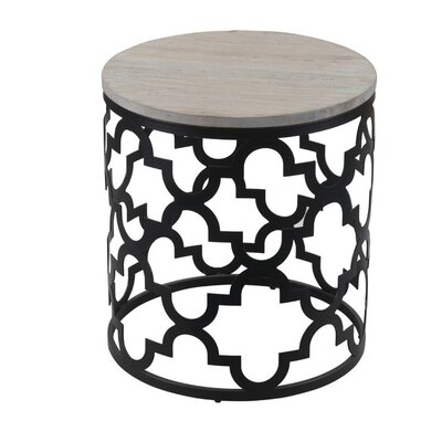 Bungalow Rose Nagarjuna End Table