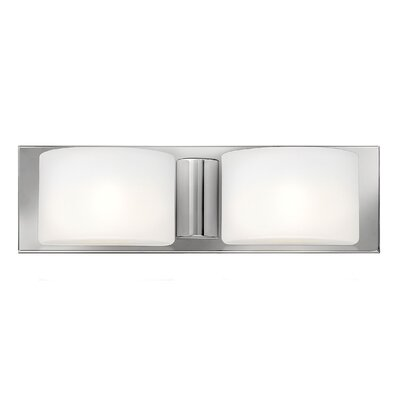 Hinkley lighting daria 2 light bath vanity light reviews for Hinkley bathroom vanity lighting