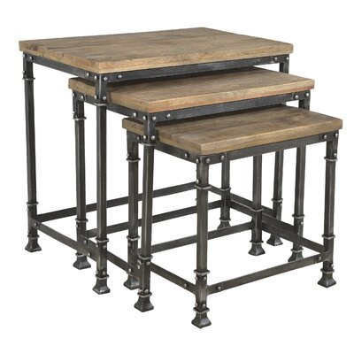 Caribou Dane Caribou Dane Bosco Nesting Tables