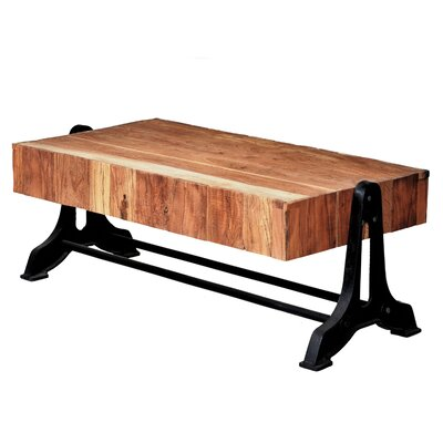 Caribou Dane Kodiak Coffee Table