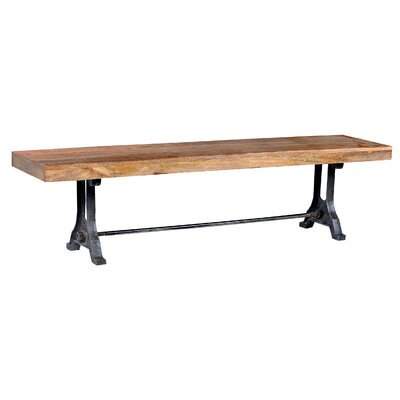 Caribou Dane Axel Wood Kitchen Bench