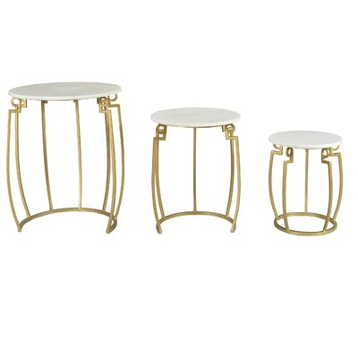 Caribou Dane Arris 3 Piece Nesting Tables